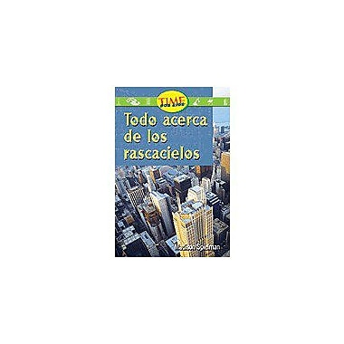 Shell Education Early Fluent: Todo Acerca Del Los Rascacielos (All About Skyscrapers) Workbook, Grade 1 - Grade 5 [eBook]