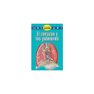 Shell Education Early Fluent Plus: El Corazon Y Los Pulmones (The Heart and Lungs) Workbook, Grade 1 - Grade 5 [Enhanced eBook]