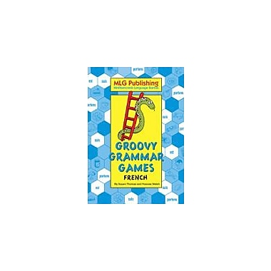 MLG Publishing Groovy Grammar Games French Language Arts Workbook, Grade 5 - Grade 9 [eBook]