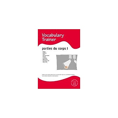 Miamaus Verlag Publishing French Vocabulary Trainer: Parts of the Body I Language Arts Workbook, Grade 1 - Grade 5 [eBook]