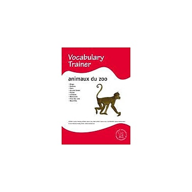 Miamaus Verlag Publishing French Vocabulary Trainer: Animals In the Zoo Language Arts Workbook, Grade 1 - Grade 5 [eBook]