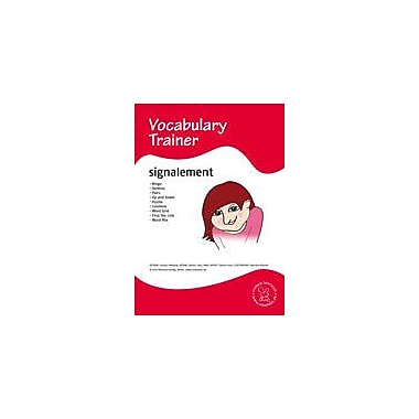Miamaus Verlag Publishing French Vocabulary Trainer: Describing People Language Arts Workbook, Grade 1 - Grade 5 [eBook]