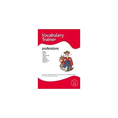 Miamaus Verlag Publishing French Vocabulary Trainer: Jobs Language Arts Workbook, Grade 1 - Grade 5 [eBook]