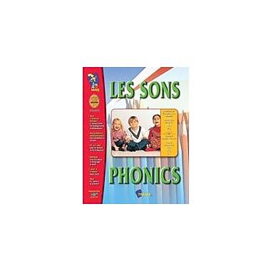 On The Mark Press Les Sons/Phonics (French/English) Language Arts Workbook, Grade 1 - Grade 3 [eBook]