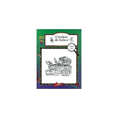 S & S Learning L'action De Grace Language Arts Workbook, Grade 2 - Grade 3 [eBook]