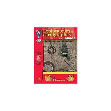 S & S Learning Explorateurs Et Cartographes Language Arts Workbook, Grade 7 - Grade 8 [eBook]
