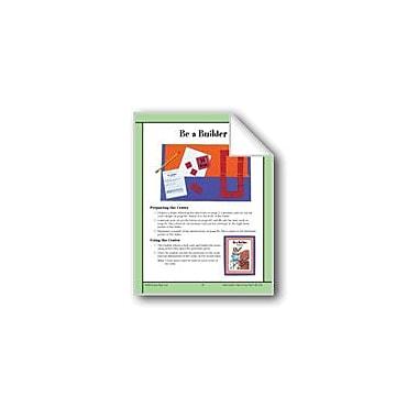 Evan-Moor Educational Publishers Be A Builder (Perimeter) Math Workbook, Grade 4 - Grade 6 [eBook]