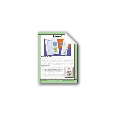 Evan-Moor Educational Publishers Frozen! (Positive and Negative Integers/Temperature) Math Workbook, Grade 4 - Grade 6 [eBook]