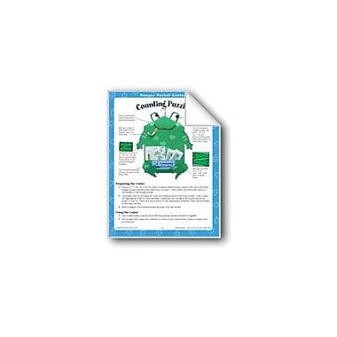 Evan-Moor Educational Publishers Frog (Counting Puzzles) Math Workbook, Grade 1 - Grade 3 [eBook]