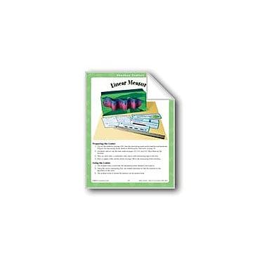 Evan-Moor Educational Publishers Measuring Worms (Linear Measure) Math Workbook, Grade 1 - Grade 3 [eBook]