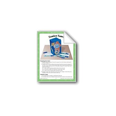 Evan-Moor Educational Publishers Otter (Number Names) Math Workbook, Grade 1 - Grade 3 [eBook]