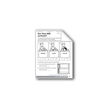 Evan-Moor Educational Publishers Making Reasonable Estimates Math Workbook, Preschool - Grade 1 [eBook]