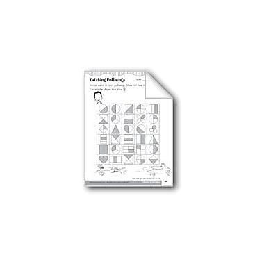 Evan-Moor Educational Publishers Read, Write, and Draw Fractions (1/2, 1/3, 1/4) Math Workbook, Kindergarten - Grade 1 [eBook]