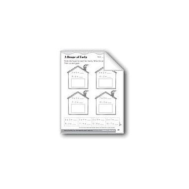Evan-Moor Educational Publishers Inverse Relationship Between Addition & Subtraction Workbook, Kindergarten - Grade 1 [eBook]