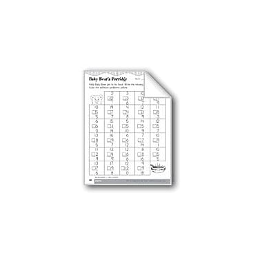 Evan-Moor Educational Publishers Use Math Symbols for Plus, Minus, & Equals Correctly Workbook, Kindergarten - Grade 1 [eBook]