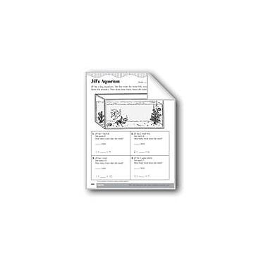 Evan-Moor Educational Publishers Simple Number Patterns Math Workbook, Grade 2 [eBook]