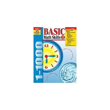Evan-Moor Educational Publishers Basic Math Skills Math Workbook, Grade 2 [Enhanced eBook]