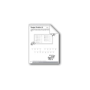 Evan-Moor Educational Publishers Division of Whole Numbers Math Workbook, Grade 6 - Grade 8 [eBook]