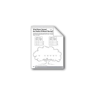 Evan-Moor Educational Publishers Function Tables Math Workbook, Grade 6 - Grade 8 [eBook]
