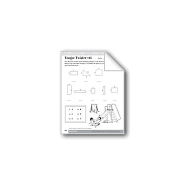 Evan-Moor Educational Publishers Area of Rectangles, Squares, and Triangles Math Workbook, Grade 6 - Grade 8 [eBook]