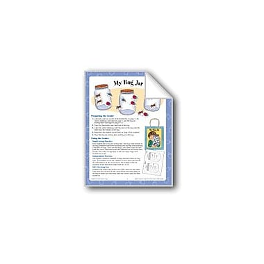 Evan-Moor Educational Publishers My Bug Jar (Sorting and Counting Insect Pictures) Math Workbook, Kindergarten - Grade 1 [eBook]