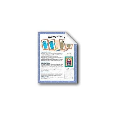 Evan-Moor Educational Publishers Groovy Gloves (Sorting, Number Order, and Counting) Workbook, Kindergarten - Grade 1 [eBook]