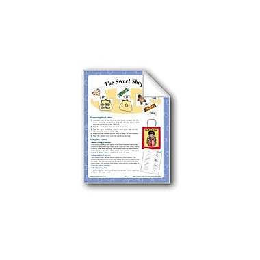Evan-Moor Educational Publishers The Sweet Shop (Money, Determining Value, & Equivalent Numbers) Workbook [eBook]