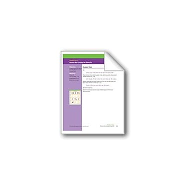 Evan-Moor Educational Publishers Knows the Concept of 'Same As' (Math Assessment Prek) Math Workbook, Preschool [eBook]