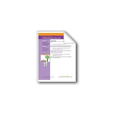 Evan-Moor Educational Publishers Uses Nonstandard Units of Measurement (Math Assessment Prek) Math Workbook, Preschool [eBook]