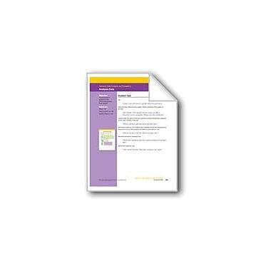 Evan-Moor Educational Publishers Analyzes Data (Math Assessment Prek) Math Workbook, Preschool [eBook]