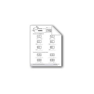 Evan-Moor Educational Publishers Subtraction Strategies: Doubles Math Workbook, Grade 1 [eBook]