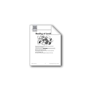 Evan-Moor Educational Publishers Reading At Lunchtime Language Arts Workbook, Grade 1 - Grade 3 [eBook]