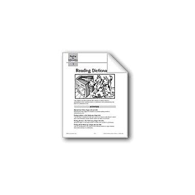 Evan-Moor Educational Publishers Reading Dictionaries Language Arts Workbook, Grade 1 - Grade 3 [eBook]