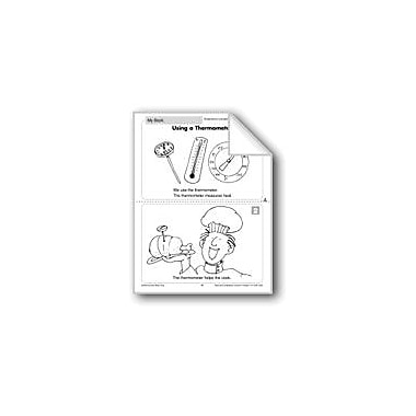 Evan-Moor Educational Publishers Using A Thermometer (Physical Science/Heat, Temperature) Workbook, Grade 1 - Grade 2 [eBook]