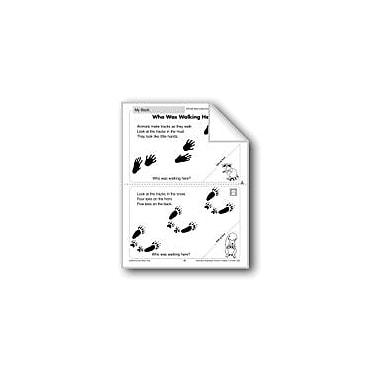 Evan-Moor Educational Publishers Who Was Walking Here? (Life Science/Animals) Language Arts Workbook, Grade 1 - Grade 2 [eBook]