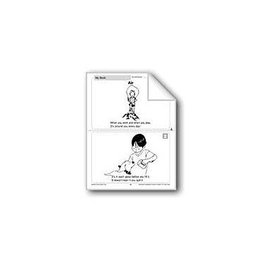 Evan-Moor Educational Publishers Air (Physical Science/Air) Language Arts Workbook, Grade 1 - Grade 2 [eBook]