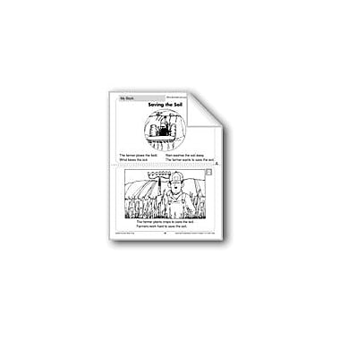 Evan-Moor Educational Publishers Saving the Soil (Earth & Space Science/Geology) Workbook, Grade 1 - Grade 2 [eBook]
