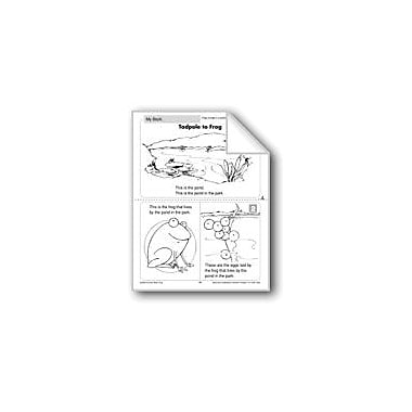 Evan-Moor Educational Publishers Tadpole to Frog (Life Science/Life Cycle-Frogs) Workbook, Grade 1 - Grade 2 [eBook]