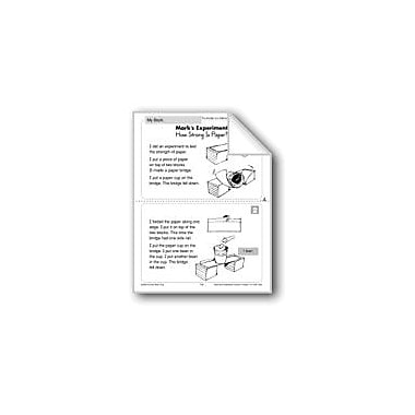Evan-Moor Educational Publishers Mark's Experiment: How Strong Is Paper? (Physical Science/Experiments Workbook [eBook]