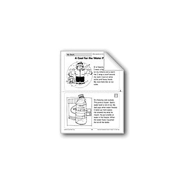 Evan-Moor Educational Publishers A Coat For the Water Pipes (Physical Science/Matter) Workbook, Grade 1 - Grade 2 [eBook]