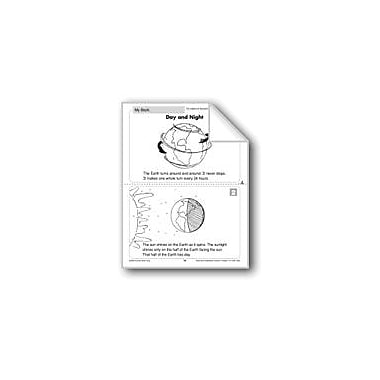 Evan-Moor Educational Publishers Day and Night (Earth & Space Science/Rotation) Workbook, Grade 1 - Grade 2 [eBook]