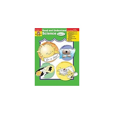 Evan-Moor Educational Publishers Read and Understand Science,2 Language Arts Workbook, Grade 1 - Grade 2 [Enhanced eBook]