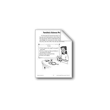 Evan-Moor Educational Publishers Tanisha's Science Project (Physical Science/Friction) Workbook, Grade 2 - Grade 3 [eBook]