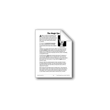 Evan-Moor Educational Publishers The Magic Eye (Physical Science/Tools, X-Ray) Language Arts Workbook, Grade 3 - Grade 4 [eBook]
