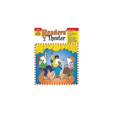 Evan-Moor Educational Publishers Readers' Theater Language Arts Workbook, Grade 2 [Enhanced eBook]