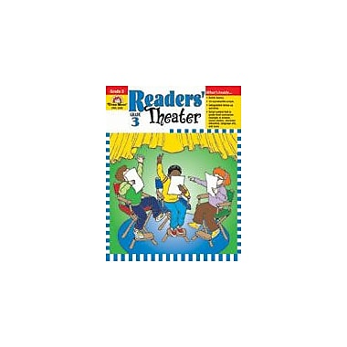 Evan-Moor Educational Publishers Readers' Theater Language Arts Workbook, Grade 3 [Enhanced eBook]
