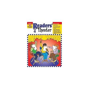 Evan-Moor Educational Publishers Readers' Theater Language Arts Workbook, Grade 4 [Enhanced eBook]
