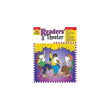 Evan-Moor Educational Publishers Readers' Theater Language Arts Workbook, Grade 6 [Enhanced eBook]