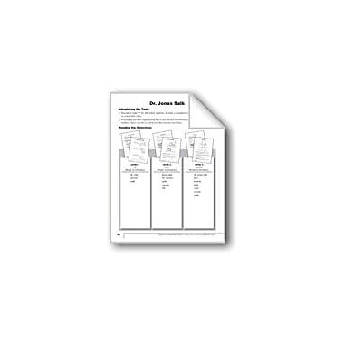 Evan-Moor Educational Publishers Dr. Jonas Salk Language Arts Workbook, Grade 1 [eBook]