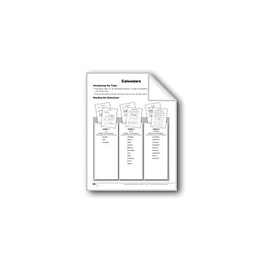 Evan-Moor Educational Publishers Calendars Language Arts Workbook, Grade 1 [eBook]